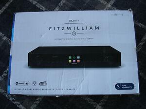 Majority Fitzwilliam Hifi Tuner - DAB - Internet Radio - USB - Remote Control