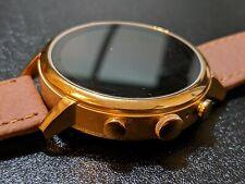 Fossil FTW6018 Gen 4 HR Stainless Steel Smartwatch Rose Gold Tone
