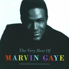 MARVIN GAYE: THE VERY BEST OF CD GREATEST HITS TAMLA MOTOWN / NEW