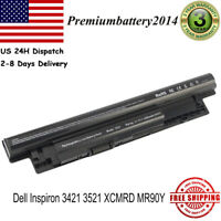 58Wh Battery for Dell Inspiron 15 3000 15-3521 15-3537 15-3541 15-3542 Fast Ship
