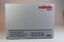 """Märklin 60986 Sound-Decoder """"mSD3"""", Neuware in OVP."""