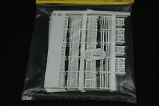 W566 MKD Train Maquette Ho 570 Barriere cloture diorama Betonzäune Gates