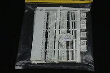 W566 MKD Train MaquetteHo 570 Barriere cloture diorama Betonzäune Gates
