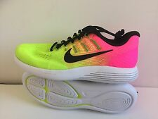 WOMENS NIKE LUNARGLIDE 8 SHOE NEW SIZE 10  RUNNING 849633 MULTICOLOR
