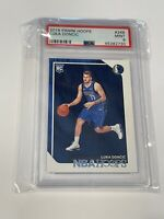 2018 Luka Doncic Panini Hoops #268 Rookie RC PSA 9 Mint