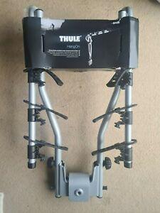 Thule 9708 Hang On 4 Bike Rack - Cycle Carrier - Tow Bar Mounted