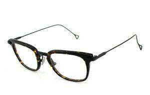 NEW Genuine DITA STATESIDE Tortoise Black Full Rim Eye Glasses Frame DRX 2066 C