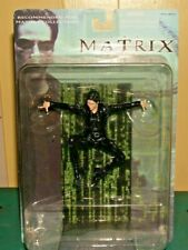 The Matrix the Film Trinity (in the air) Action Figure 2000 Warner Brothers