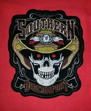 ''Southern Discomfort'  7'' by 6.5''' Patch with Bonus Patches