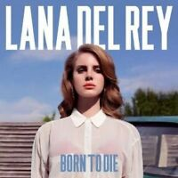 LANA DEL REY - BORN TO DIE  VINYL LP NEW+