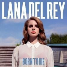 LANA DEL REY - BORN TO DIE  VINYL LP NEW+