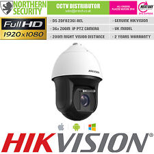 HIKVISION PTZ IP CAMERA 1080P 36x ZOOM SMART AUTO TRACKING 200M IR DARKFIGHTER