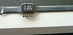 Apple Watch Series 3 42MM Space Gray Aluminium Black GPS - FAULTY
