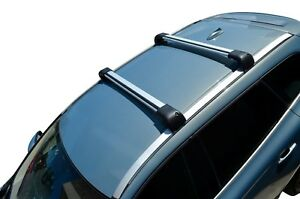 Alloy Roof Rack Cross Bar for Volvo XC60 08-17 With Flush Rails