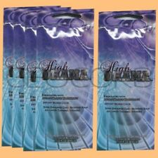 5 DEVOTED CREATIONS HIGH DRAMA BRONZER PACKET TANNING BED LOTION SAMPLE