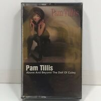 Vintage 1983 Pam Tillis Above & Beyond Doll Of Cutey Audio Cassette Tape Sealed