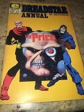 Dreadstar Annual 1 Epic Comics 1983 By Jim Starlin The Prince Comic Book