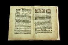 ANTIQUE RARE BIBLE MANUSCRIPT SONG OF SONGS, RUTH & ECCLESIASTES circa 1800
