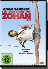 < DVD * LEG DICH NICHT MIT ZOHAN AN (KINOVERSION) - Adam Sandler # NEU OVP