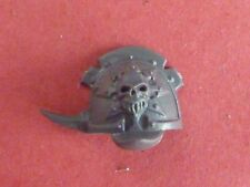 Chaos Space Marine TERMINATOR LORD SHOULDER PAD (A) - Bits 40K