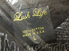 PUNK FLYERS BAD BRAINS N.Y.H.C. BLACK T-SHIRT MINOR THREAT BLACK FLAG SSD KBD