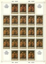 USSR 1983 - SHEET n° 5052..MNH ** YT 15,75€ - 20k. PAINTINGS FROM THE HERMITAGE