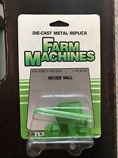 NEW 1/64 Ertl Deutz-Allis Green Mixer Mill Farm Toy 1986