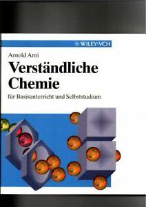 Arnold Arni, Verständliche Chemie für Basisunterricht und Selbststudium Arni, Ar