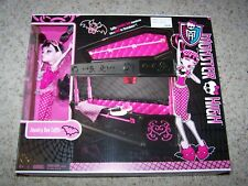MONSTER HIGH Jewelry Box Coffin DRACULAURA Bed Playset - NEW UNOPENED