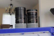 Leica Elmarit R 135mm f/2.8 and 90mm F2.8  For Leica R, Sony Canon Nikon