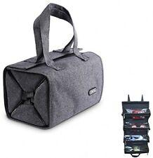 Lifeasy - Portable Multifunction Folding Travel Cosmetic Bag / Roll-Up Organizer