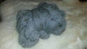 Schafwolle, Schurwolle, Strickgarn, Natur Wolle 1kg ein echtes Naturprodukt
