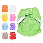 Sweet New Alva Reusable Baby Washable Cloth Diaper Nappy +1INSERT pick colorBBUS