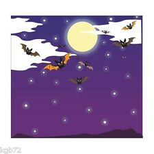 Bats Pop Up Greeting Card by Up With Paper Treasures # 948 Halloween