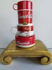 Set of 3 Collectibles Campbell's a Thermo, Container Lunch and Mug Cup