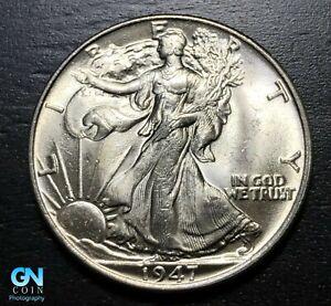 1947 P Walking Liberty Half Dollar --  MAKE US AN OFFER!  #B7609