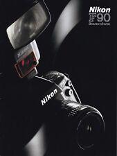 Prodotto originale per Nikon opuscolo informativo per fotocamera F90
