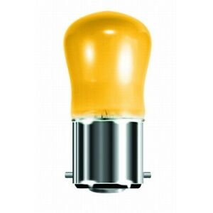 Bell BL02540 15W Pymy Lamp Amber Light Bulb B22