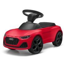Original Audi Junior quattro Rutschauto Kinder rot Rutscher Audi quattro rot