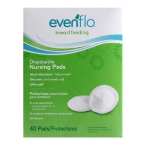 Evenflo Breastfeeding Disposable Nursing Pads 5225111 - 40 ct
