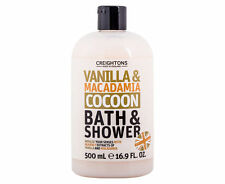 Cream Vanilla Scent Body Washes & Shower Gels