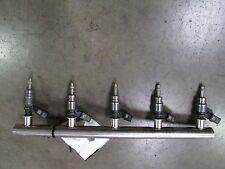Lamborghini Gallardo, LH, Left Fuel Rail, With Injectors, P/N 07L133315G, Used