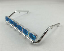HH 1:14 RC truck 6 square lights roof bar set for Mercedes Benz Actros. Tamiya