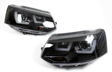 VW T5 Bus Scheinwerfer GP FACELIFT ab 2009 echtes LIGHTBAR TAGFAHRLICHT LED DRL