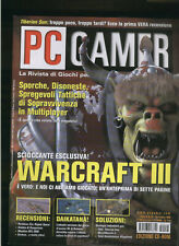 PC GAMER 1999 warcraft 3