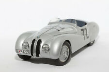 1:18 BMW 328 Roadster Mille Miglia 1940 | silber | Autoart | Modellauto PKW