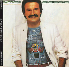 GIORGIO MORODER E=MC2 CD MINI LP OBI Donna Summer Freddie Mercury Daft Punk new