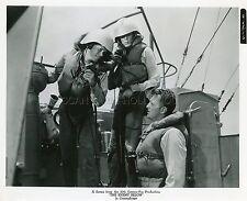 ROBERT MITCHUM  THE ENEMY BELOW  1957  PHOTO ORIGINAL #6