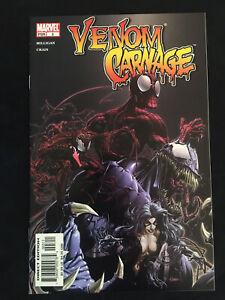 Venom Carnage #3 VF+ 8.5 2004 Marvel Comics 2nd appearance of Toxin Spider-Man