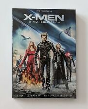 X-Men Trilogy (X-Men, United, Last Stand - Dvd, 2016, 3-Disc Set)